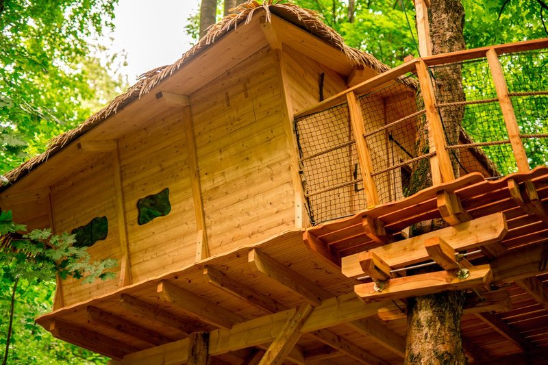 Gallery Image 24 - treehouse, accomodation, hotel, Ještěd